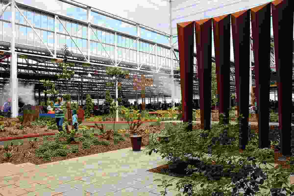Tonsley Innovation District, by Oxigen, Woods Bagot, KBR, WSP, Tridente Architects and Renewal SA.
