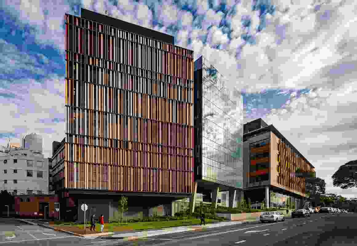University of New South Wales Biological Sciences by Woods Bagot.