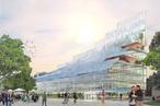 Parramatta's crystal palace: Glass design wins competition for Parramatta civic building