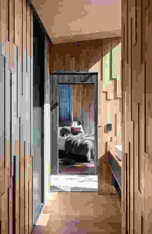 Freycinet Lodge Coastal Pavilions by Liminal Studio.