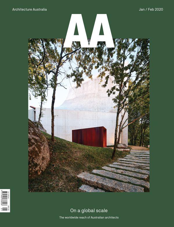 Architecture Australia, January 2020
