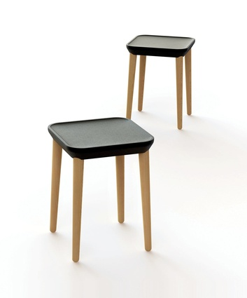 Grain Stool by Callum Campbell & Jack Flanagan of Central Institute of Technology.