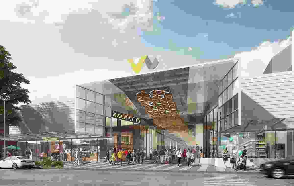 Valley Metro by Architectus.