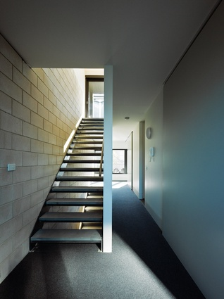 Fitzroy Apartments: The interiors have neutral material and colour palettes.