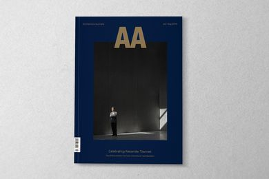 Architecture Australia July/August 2018.