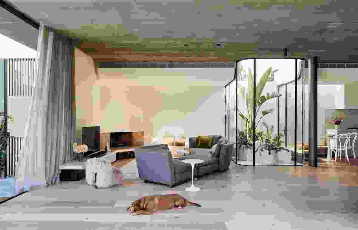 Oak Tree House by Susi Leeton Architects.
