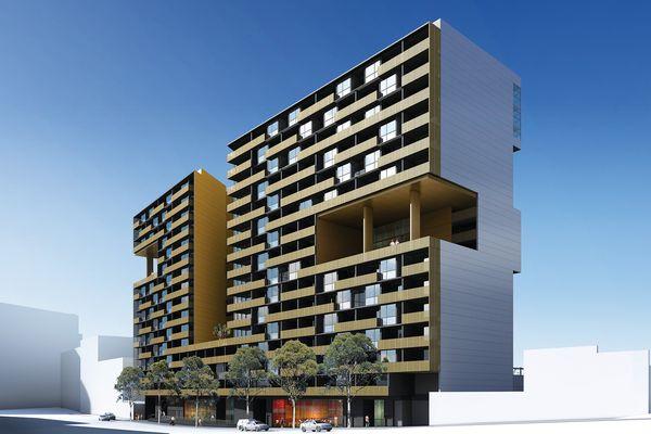 Highpoint Hurstville, Stanisic Architects.