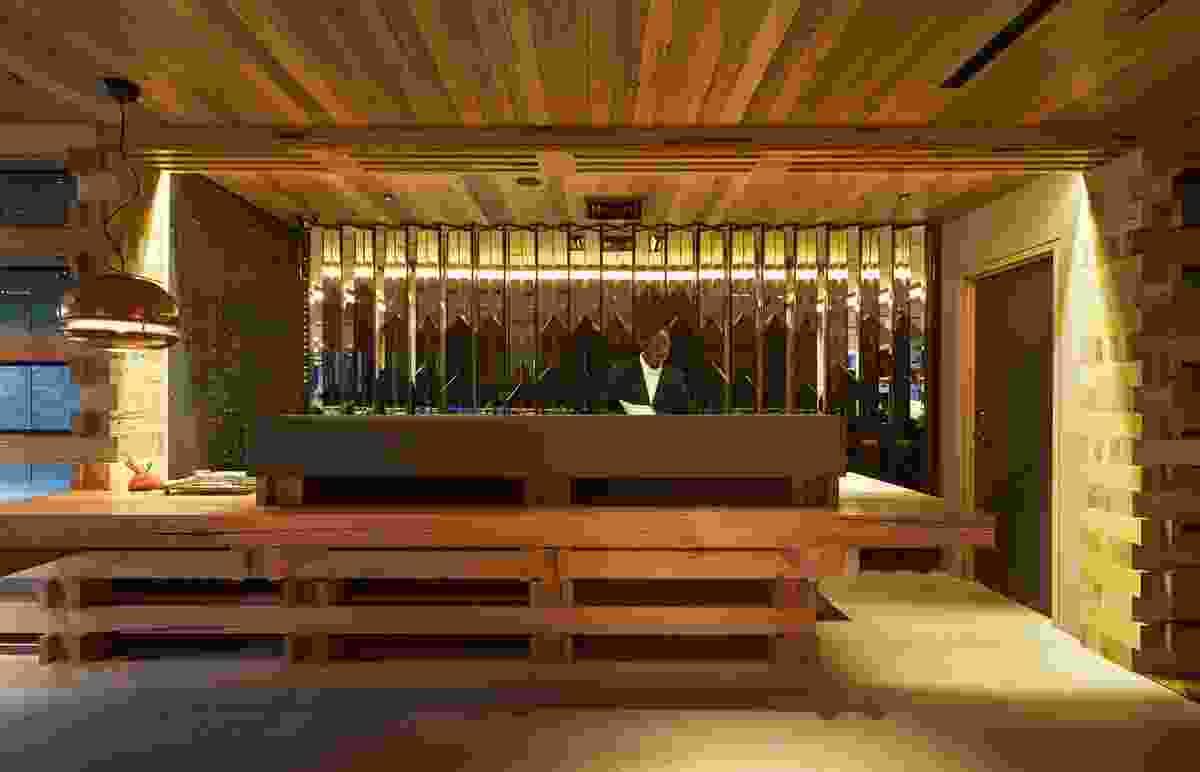 Hotel Hotel by March Studio.