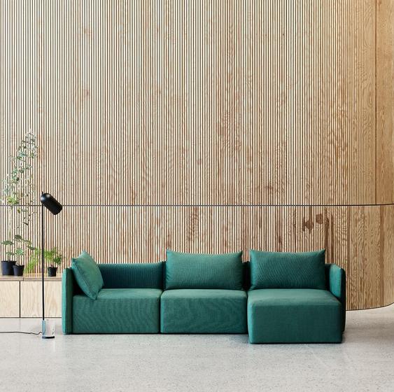 Cape sofa by Soft Line