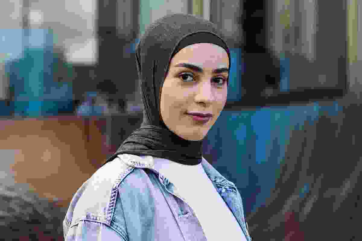 Sarah Abudareb is the inaugural recipient of a $60,000 scholarship encouraging women's participation in architecture.