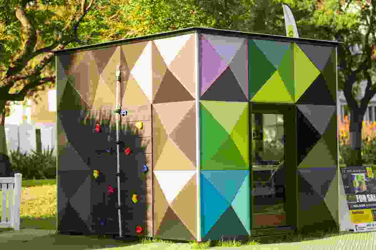 Fun House by Fairhaven Homes.