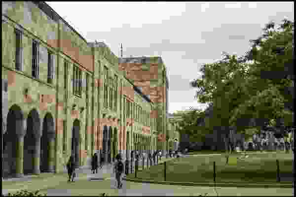 The University of Queensland.