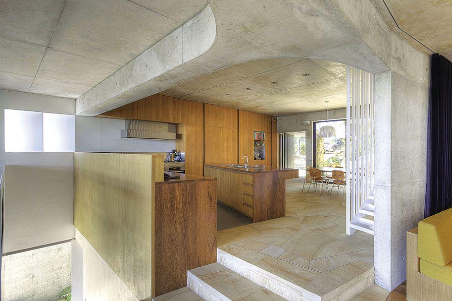 2011 Robin Boyd Award: Castlecrag House by Neeson Murcutt.
