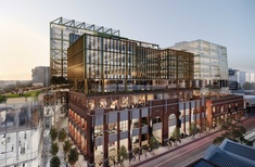 Melbourne's Jam Factory set for a $416 million upgrade