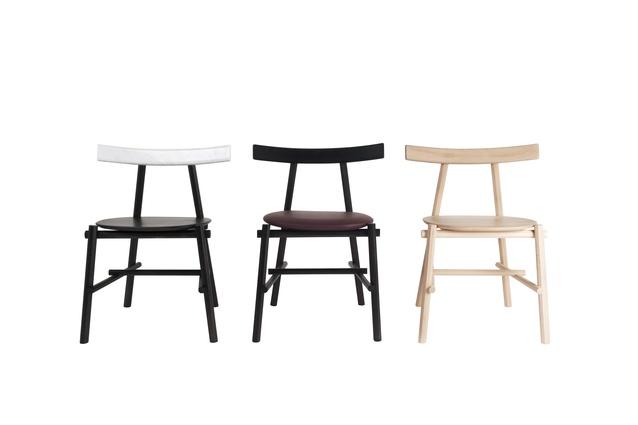 Ronin chair by Frederik Werner and Emil Lagoni Valbak.