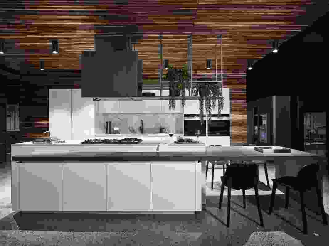 Look kitchen by Snaidero.