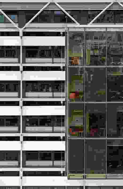 Education category finalist: The University of Auckland Building 303 by Architectus.