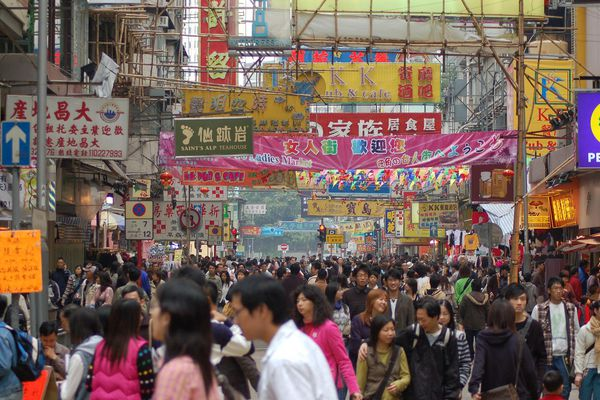 Those arguing that cities with higher densities can be less vulnerable to pandemics point to Hong Kong as an example.