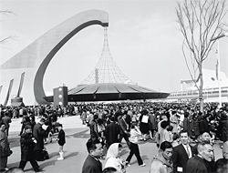 Australian Pavilion, Expo 70, Osaka, by James Maccormick. National Archives.