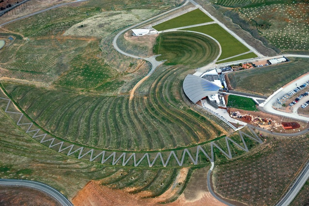 National Arboretum Canberra by Taylor Cullity Lethlean and Tonkin Zulaikha Greer.