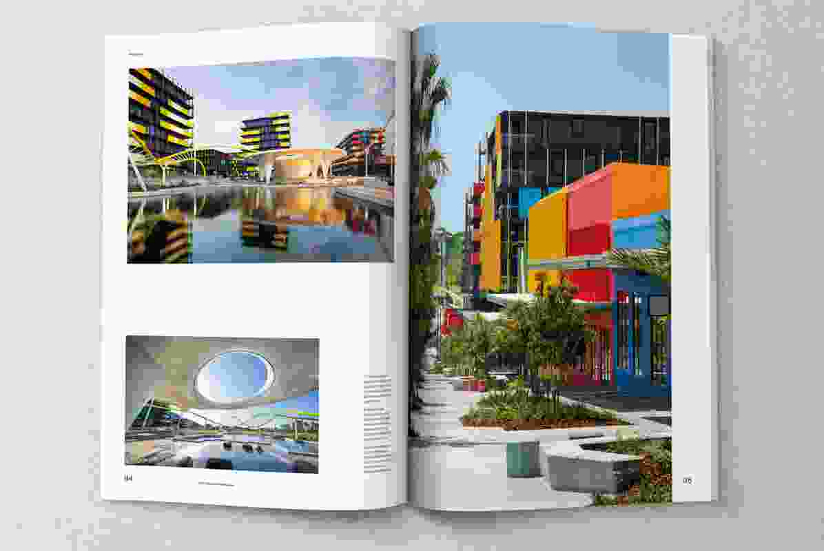 Parklands designed by Arkhefield, ARM and Archipelago.