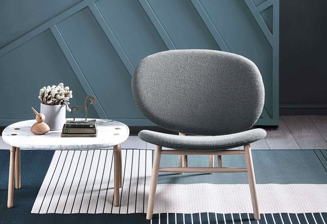 The Matisse chair and Cloud table by Australian designer Mr Frag.