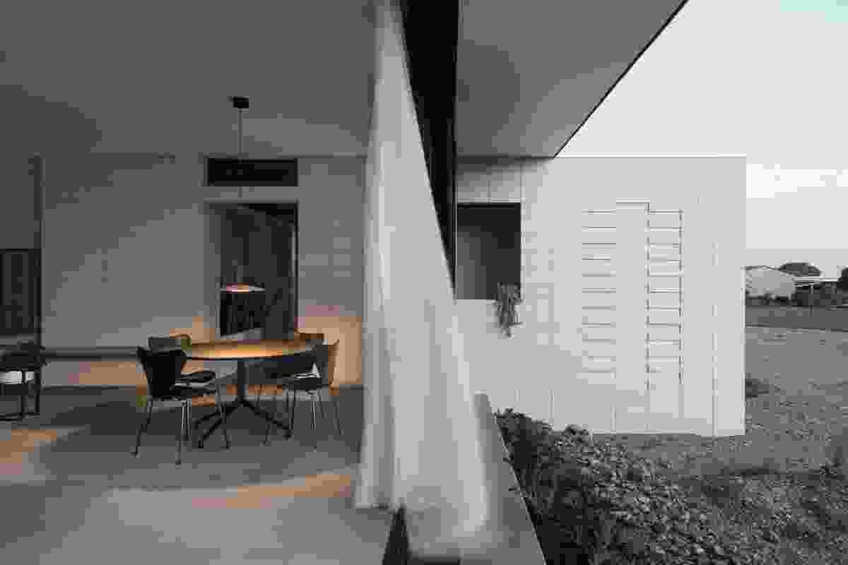Inverdon House by Chloe Naughton.