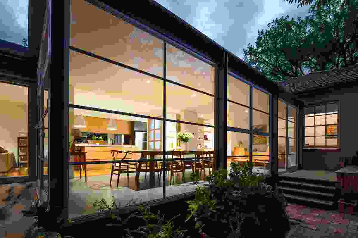 Conservatory House by Cox Architecture.