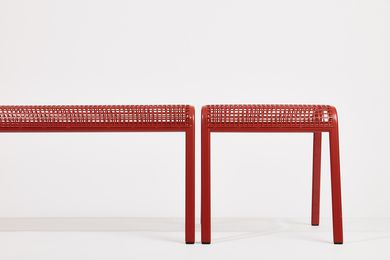 MP Stool by Chris Connell Design.