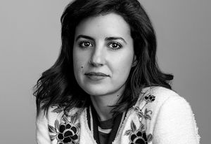 Yasmine Ghoniem.