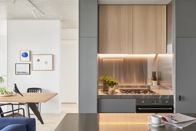 Apartment 6.04, Peel by Milieu by Design Office and DKO Architecture (base building).