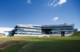 Victoria University ESSP and Learning Commons by John Wardle Architects