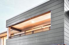 Zintl aluminium cladding by HVG Facades