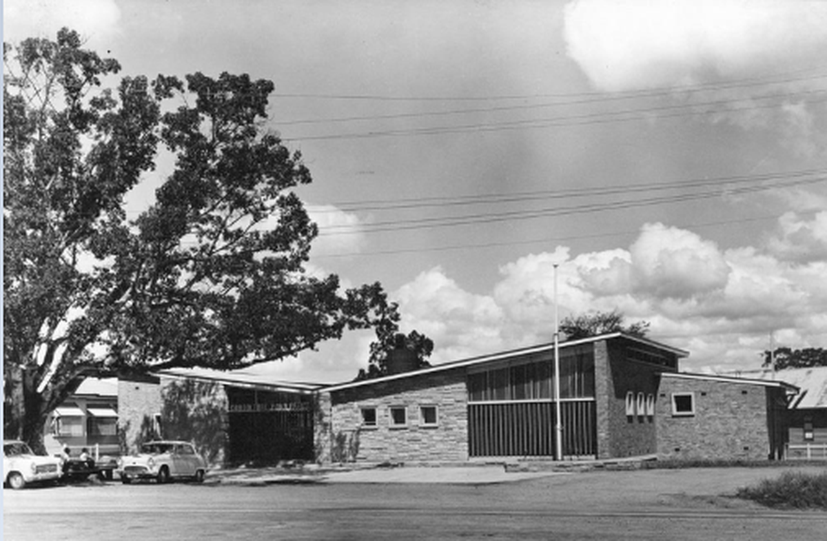 Caboolture Post Office (1955).