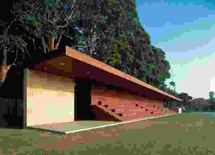 Justin McDonald Stand, Bellevue HIll, NSW (2004).