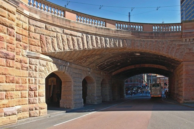 Central Railway Station in Sydney.