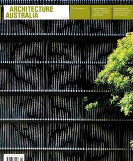 Architecture Australia, September 2007