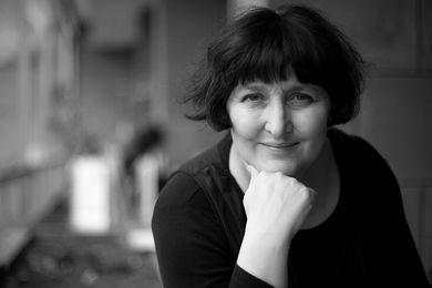 Patrizia Moroso, art director of Moroso.