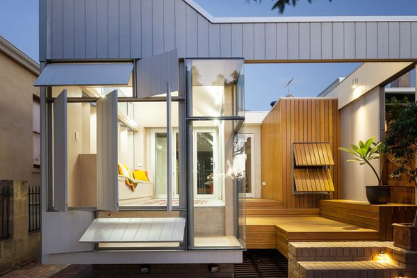 Bellevue Terrace Alterations + Additions by Philip Stejskal Architecture.