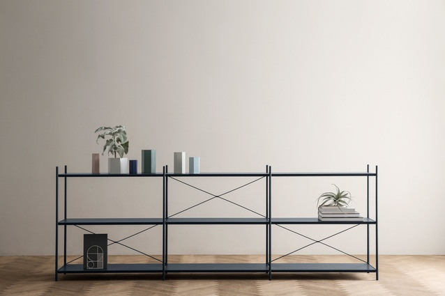 Punctual shelving system from Ferm Living