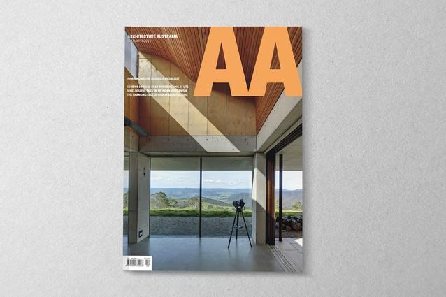 Architecture Australia March/April 2015.