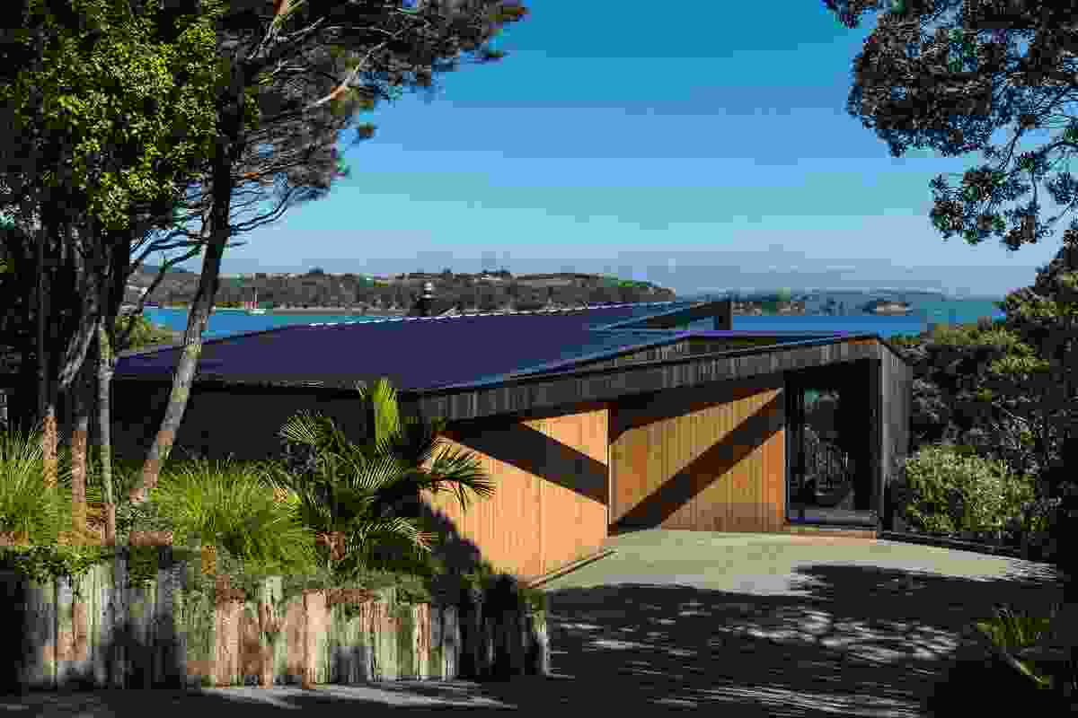 Finalist: Housing – Sandy Bay House by Stevens Lawson Architects.