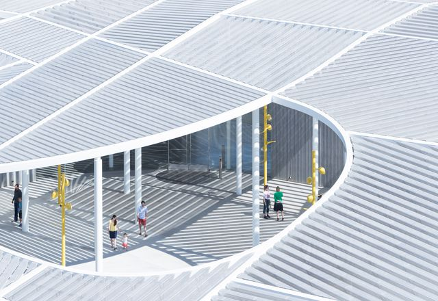 Jan Shrem and Maria Manetti Museum of Art by SO-IL.