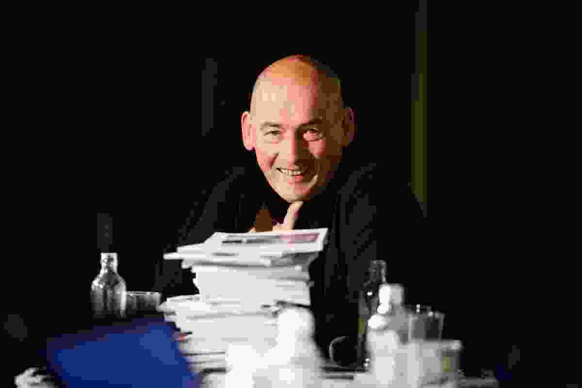 Rem Koolhaas.