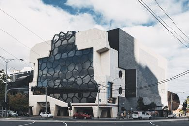 Melbourne Recital Centre by ARM Architecture.
