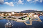 Cumulus Studio designs concept for new public precinct on Hobart's waterfront
