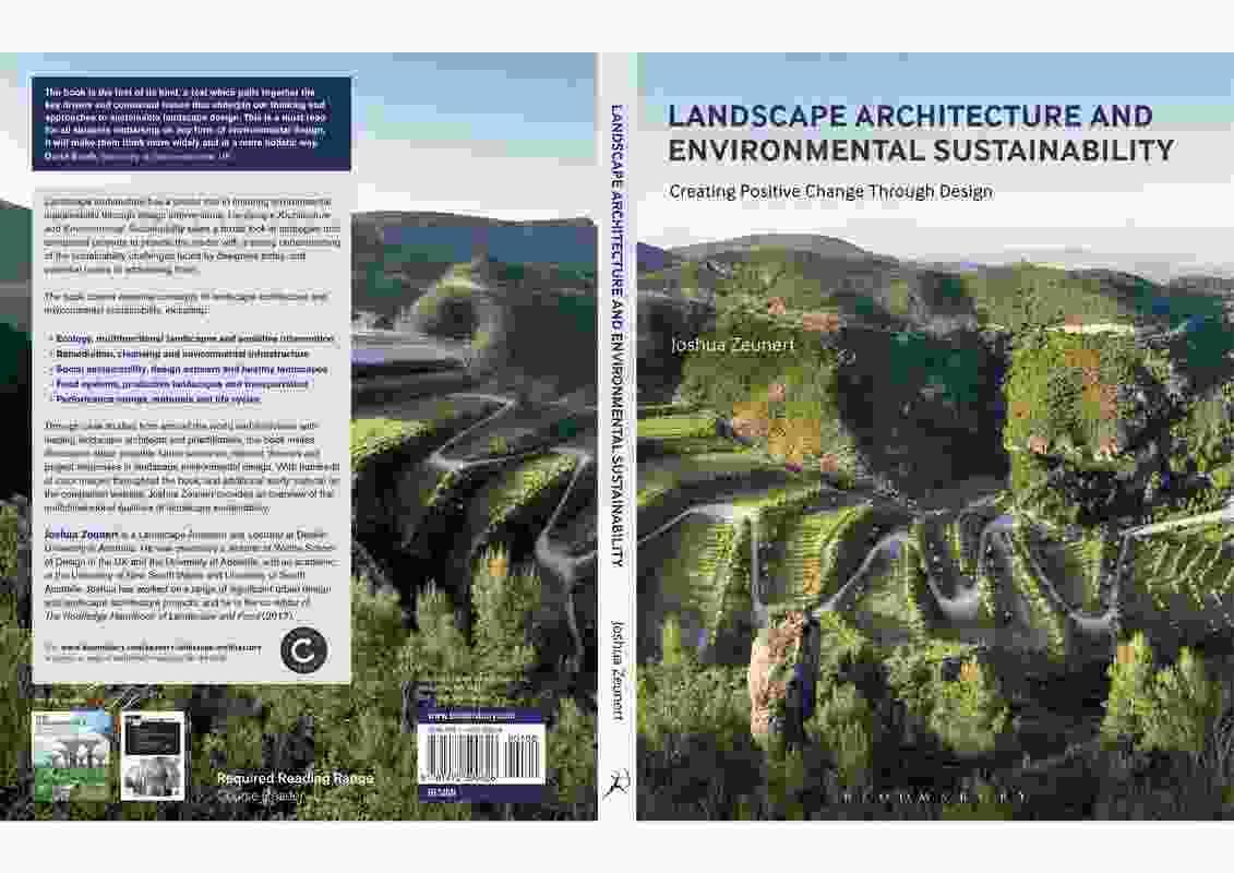 Landscape Architecture and Environmental Sustainability: Creating Positive Change Through Design by Joshua Zeunert.