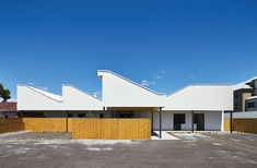 A space to exhale: Tom Fisher House
