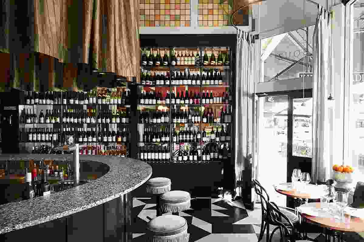 Bouzy Bar à Vin by Jason M Jones and Brahman Perera.