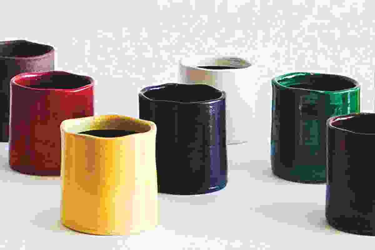 Cameron Williams pottery.
